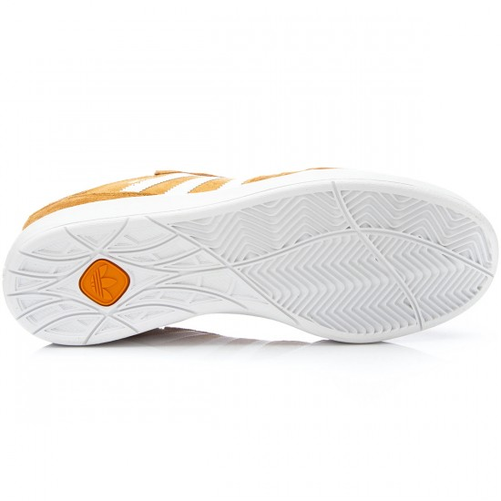Adidas Suciu ADV Shoes - Mesa/White/Orange - 6.0