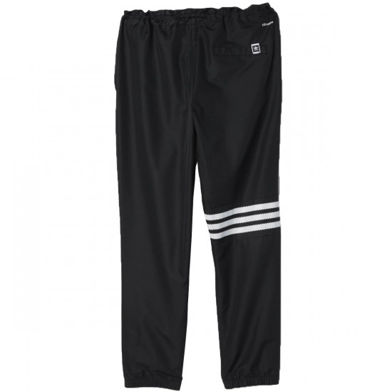 Adidas X DGK Bball Pants - Black/White - MD