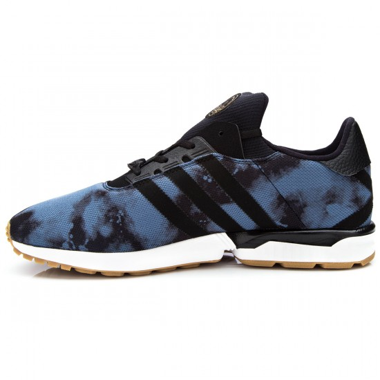 Adidas Zx Gonz Shoes - Fade Ink/White/Black - 6.0