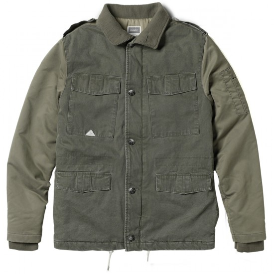 Altamont Scanner Jacket - Military