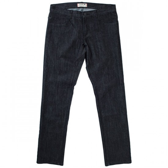 Ambig Dime Store Gripper Denim Pants - Black - 30 - 32
