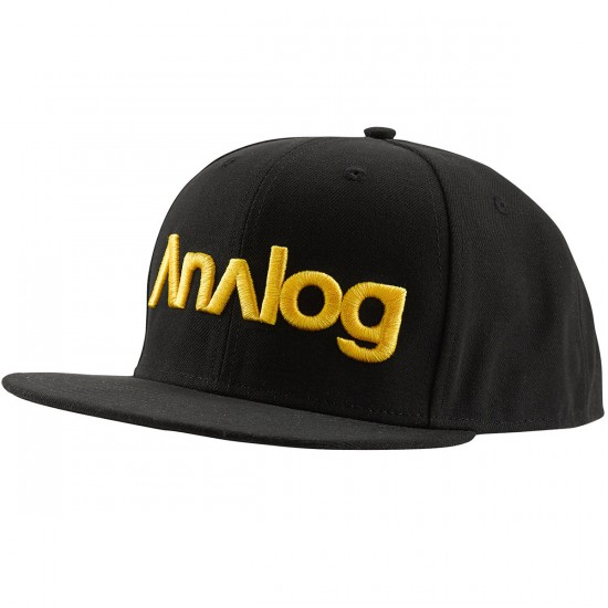 Analog Select Hat 2015 - True Black