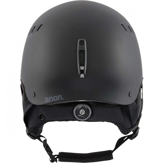 Anon Optics Talan Snowboard Helmet 2017 - Black