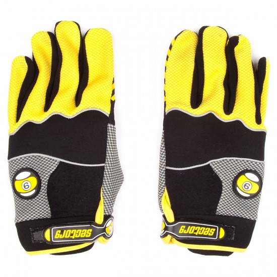 Sector 9 Apex Slide Gloves - Yellow