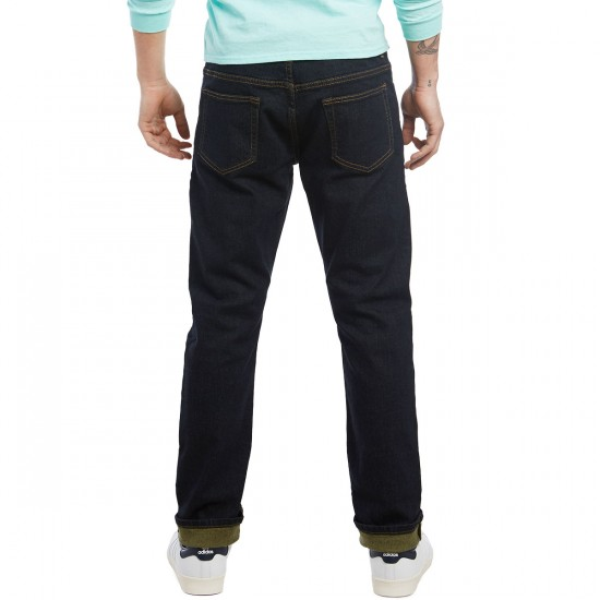 CCS Slim Fit Jeans - Dark Indigo - 28 - 30