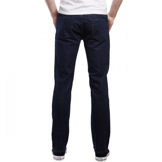 CCS Banks Slim Straight Fit Jeans - Raw Denim - 28 - 30