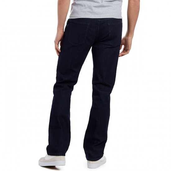 CCS Banks Straight Fit Jeans - Raw Denim - 40 - 32