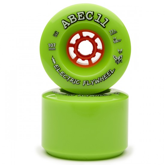 Abec11 Flywheels Longboard Wheels - 107mm