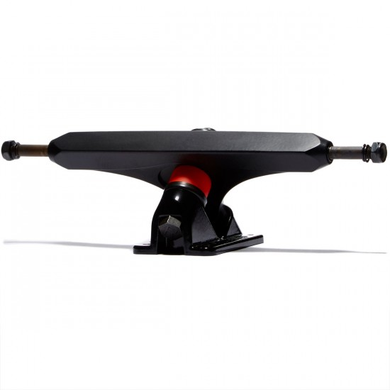 Rogue Cast Longboard Trucks - Black/Black