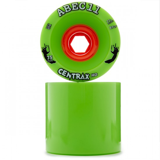 Abec11 Centrax HD Longboard Wheels - 75mm