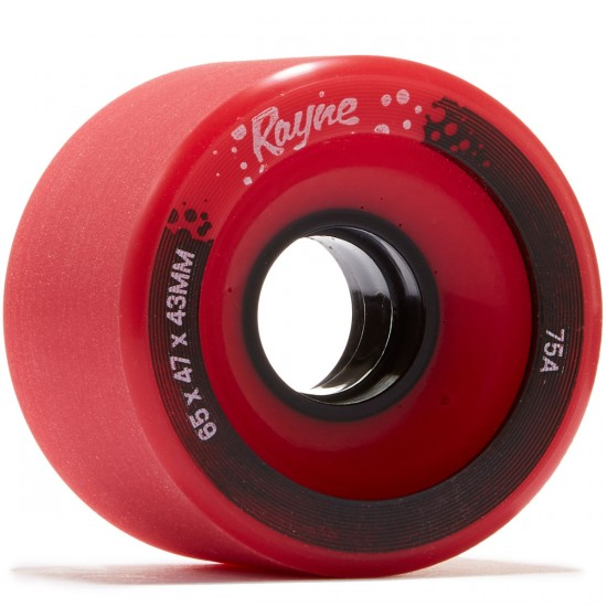 Rayne Round 1 Longboard Wheels - 65mm 75a