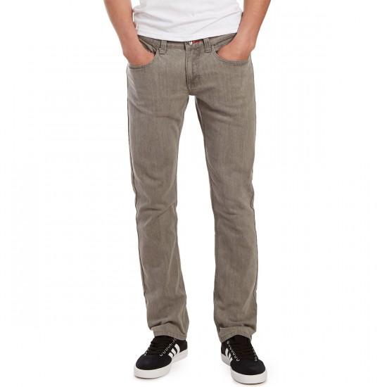 CCS Slim Fit Jeans - Light Grey Denim - 28 - 32