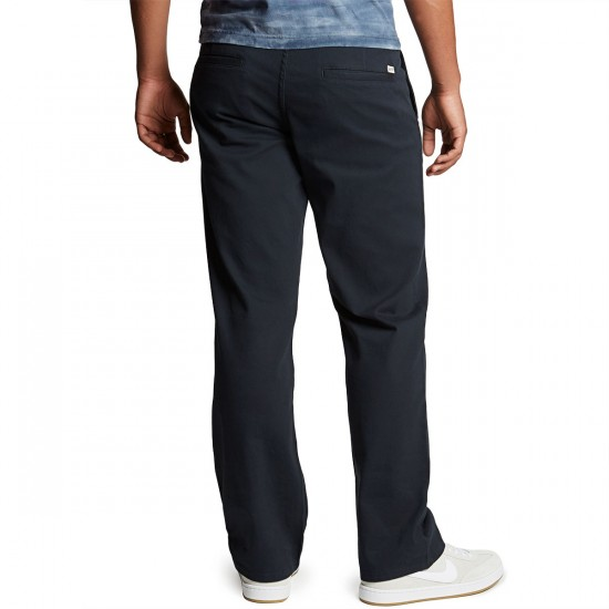 CCS Relaxed Fit Chino Pants - Navy - 28 - 32
