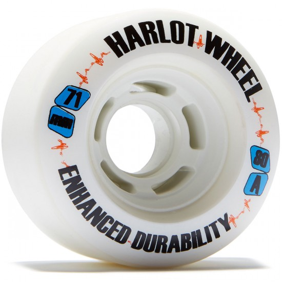 Venom Harlot Enhanced Durability Longboard Wheels - 71mm 80a