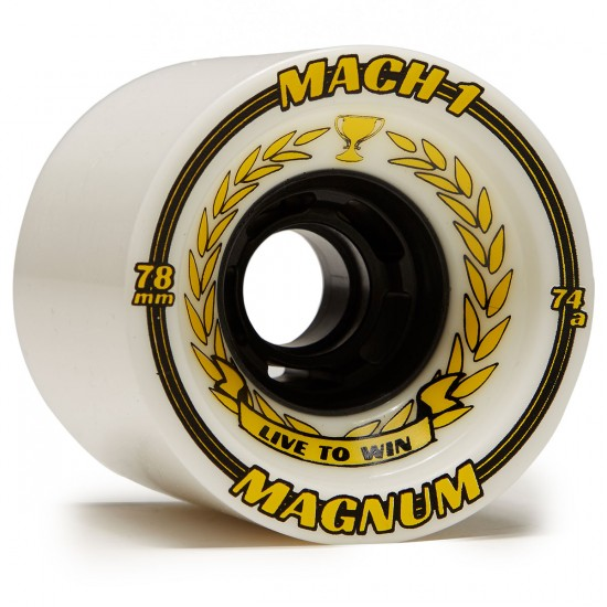 Venom Magnum Longboard Wheels - 78mm 74a