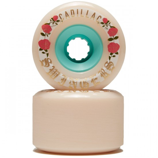 Cadillac Swingers Longboard Wheels - 69mm 79a - Rose
