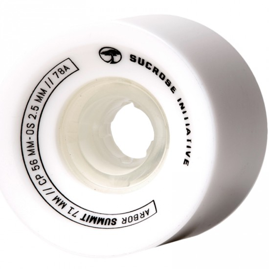 Arbor Summit Longboard Wheels - 71mm