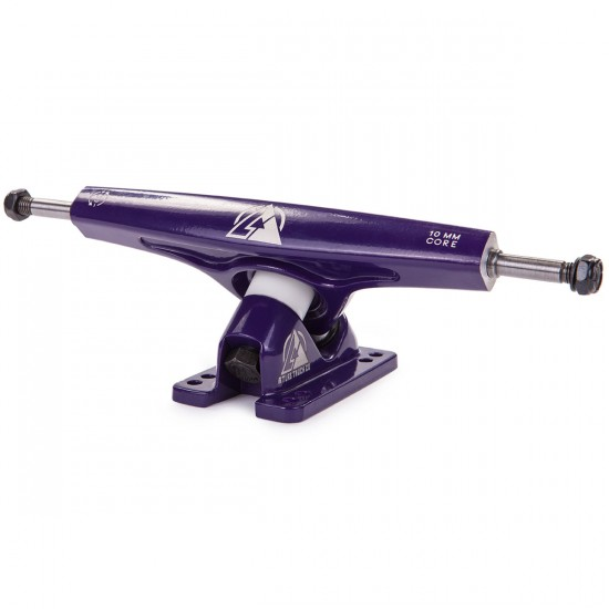 Atlas Truck Co. Longboard Trucks - Purple 180mm