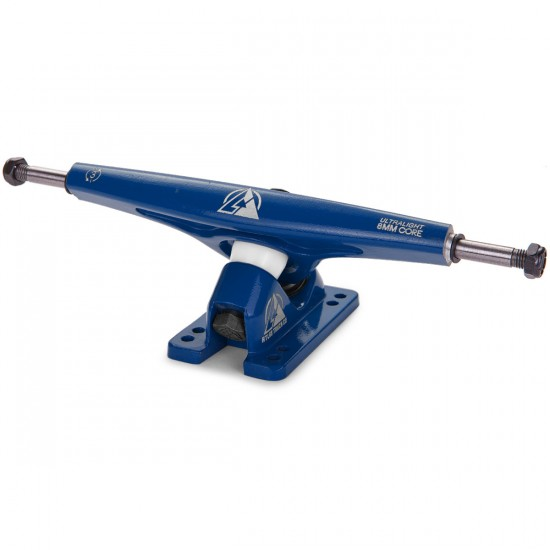 Atlas Truck Co. Ultralight 48 Degree Longboard Trucks - Blue