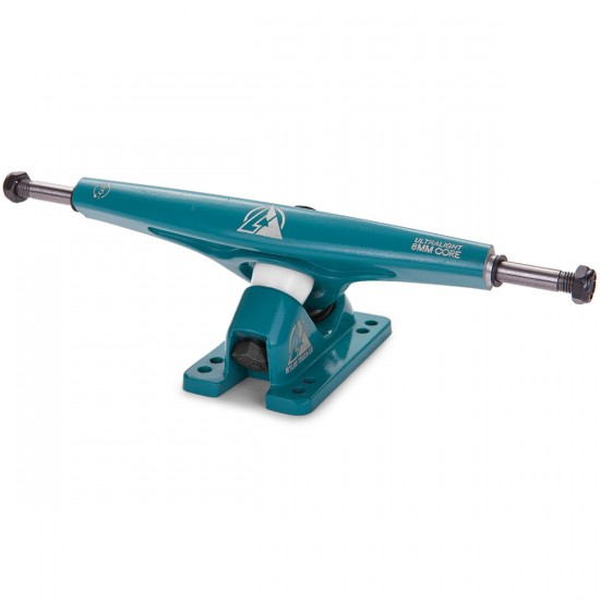 Atlas Truck Co. Ultralight 48 Degree Longboard Trucks - Turquoise