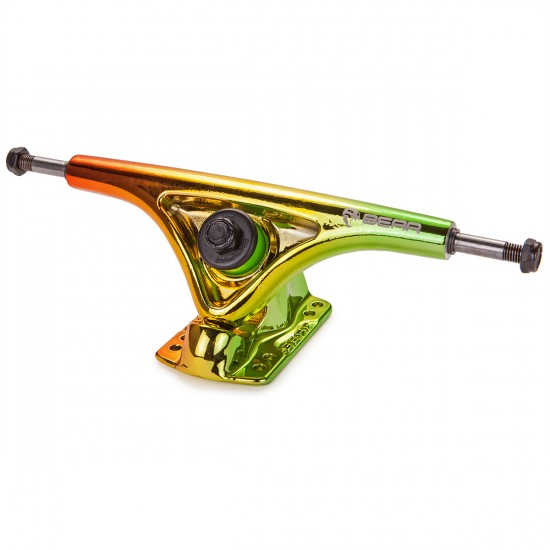 Bear Grizzly 852's Longboard Trucks - Iridescent 52 Degree