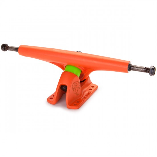 Bear Grizzly 852's Longboard Trucks - Orange 52 Degree