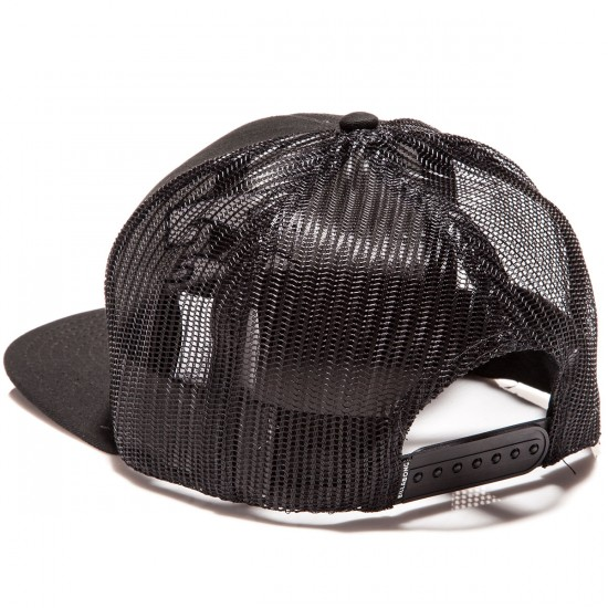 Billabong All Day Trucker Hat - Black/White