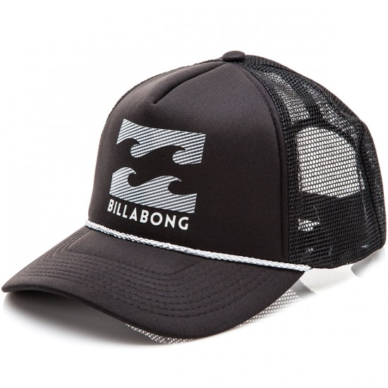 Billabong Podium Trucker Hat - Parko Fluid