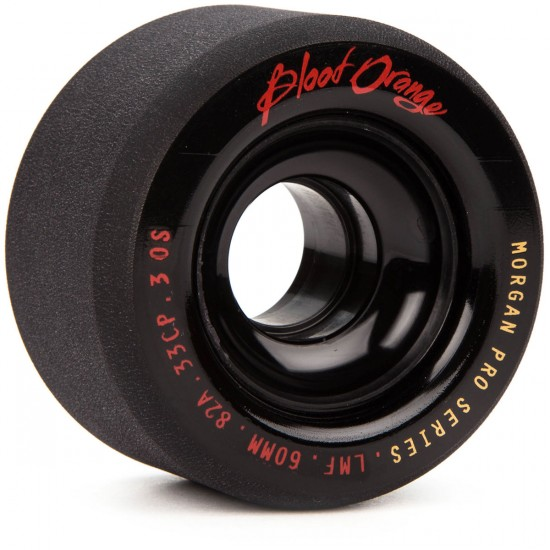 Blood Orange Liam Morgan Formula Longboard Wheels - 60mm - Black