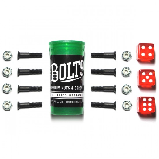 Bolts Premium Nuts and Screws - 1-Inch Phillips Hardware