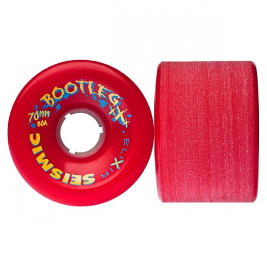Seismic Bootleg Longboard Wheels 70mm