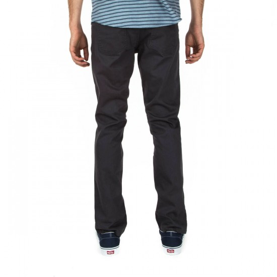 Brixton Reserve 5 Pocket Pants - Steel Blue - 28 - 32