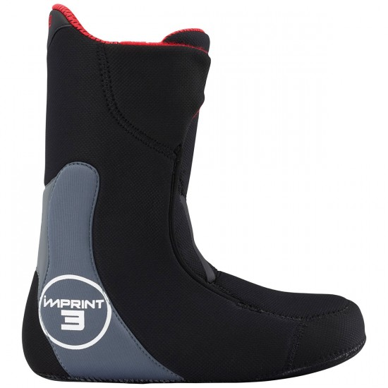Burton Ambush Boots 2015 - Black/Red