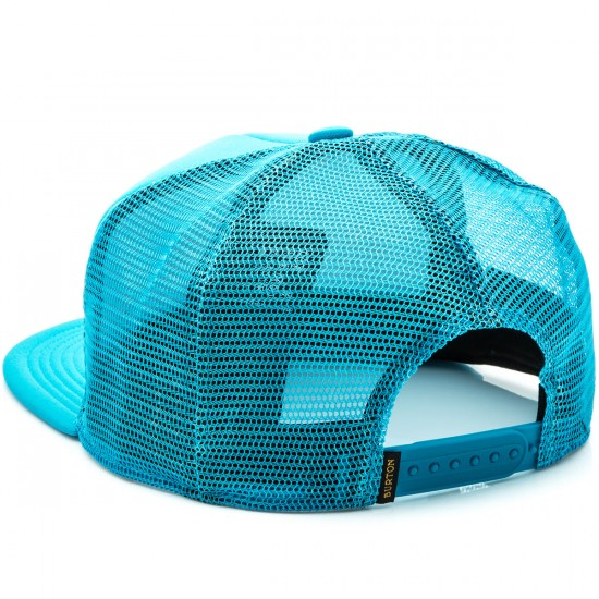 Burton Shadow Trucker Hat - Caneel Bay