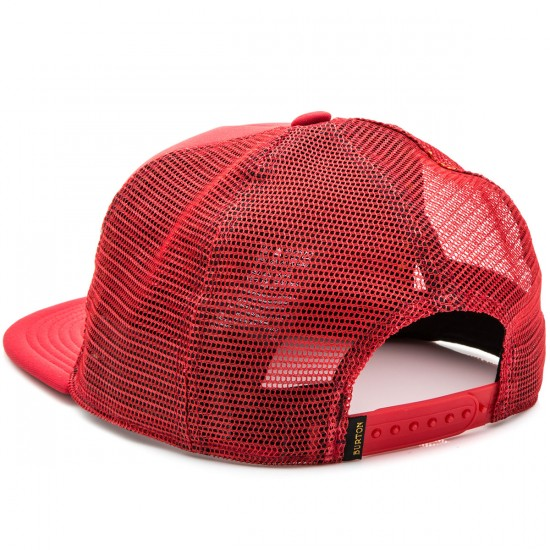 Burton Shadow Trucker Hat - Mars Red