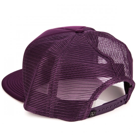 Burton Shadow Trucker Hat - Potent Purple