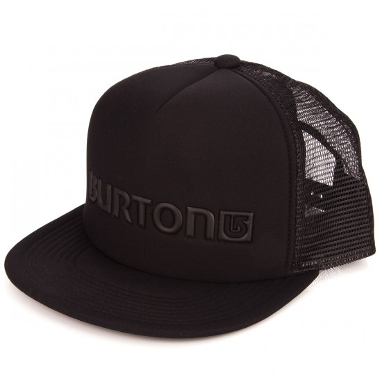 Burton Shadow Trucker Hat - True Black