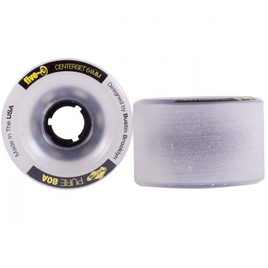 Bustin Five-O Longboard Skateboard Wheels - 64mm
