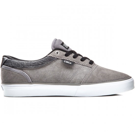 C1rca Goliath Shoes - Frost Grey/Black - 8.0