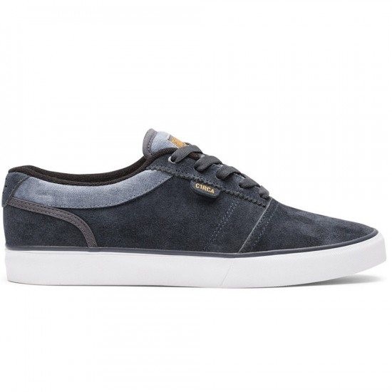 C1rca Goliath Shoes - Graphite/Inca Gold - 7.0