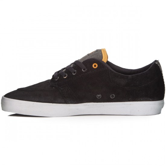 C1rca Transit Shoes - Black/Inca Gold - 7.5
