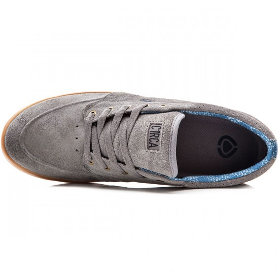 C1rca Transit Shoes - Frost Grey/Dress Blues - 8.0