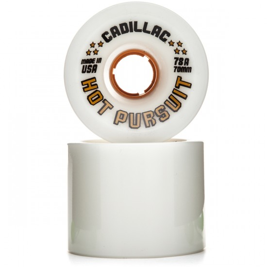 Cadillac Hot Pursuits Longboard Wheels - 70mm