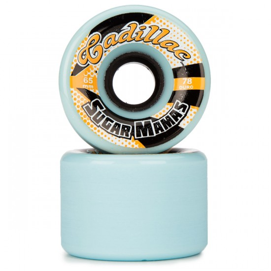 Cadillac Sugar Mamas Longboard Wheels - 65mm