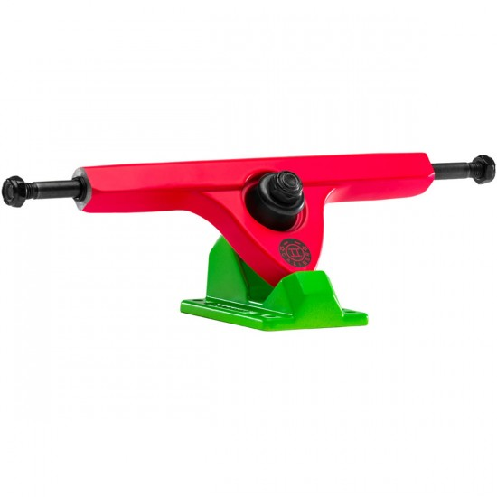 Caliber II Longboard Trucks - Acid Melon 50 Degree