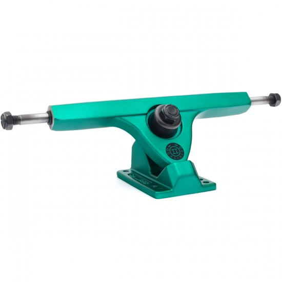 Caliber II Longboard Trucks - Midnight Satin Green 50 Degree