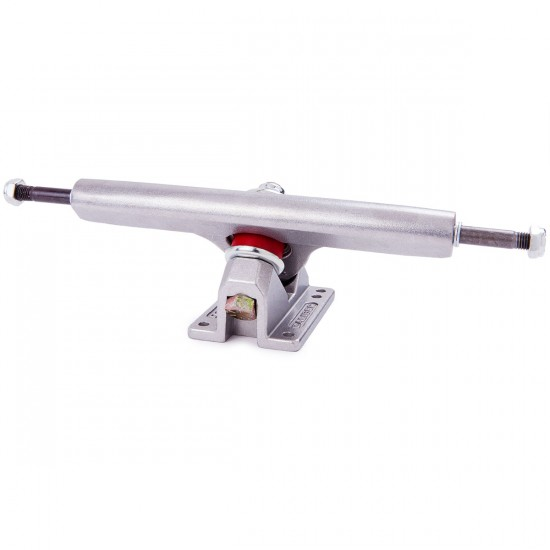 Caliber Longboard Trucks - 44 Degree - Silver