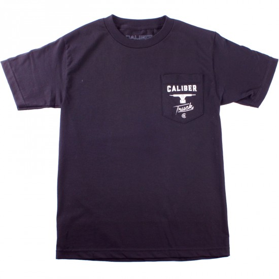 Caliber Pocket T-Shirt - Black