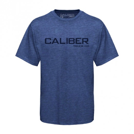 Caliber Truck Co. Logo T-Shirt - Blue