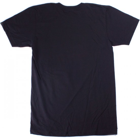 Casual Industrees High Five T-Shirt - Black